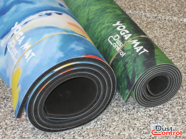Tapetes personalizados para hacer ejercicios de yoga 14375e783b2a
